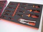 Muti-Coloured Tool Tray