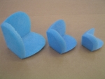 Foam Corners - Available in Three Sizes