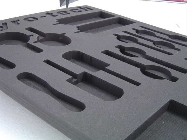 Plastazote Machined Tray