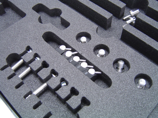 CNC Machined Plastazote Parts Tray
