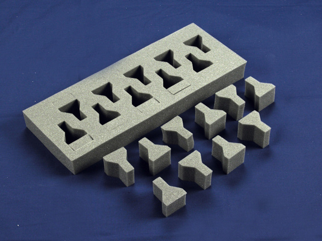 Polyurethane Die Cut Fitting