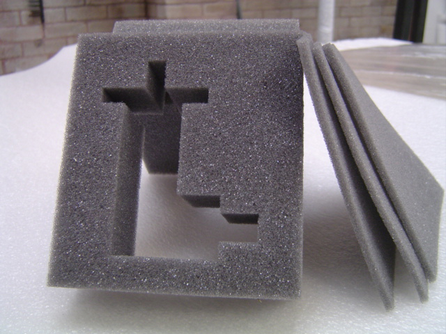 Polyurethane Foam Water Jetted Fitting