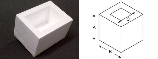 polystyrene-box