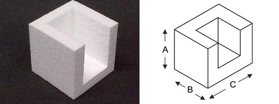 polystyrene-closed-corner