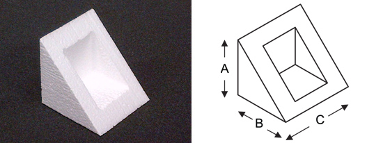 polystyrene-closed-triangle-corner