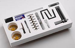 bespoke polystyrene packaging inserts