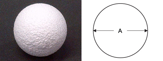 polystyrene-sphere