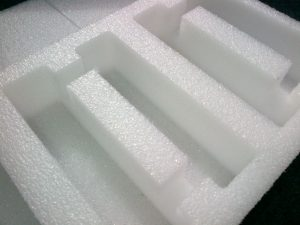 how to cut polystyrene at home