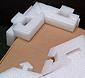 stratocell foam corners