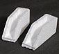 small polystyrene corner protector