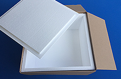 Polystyrene Insulated boxes