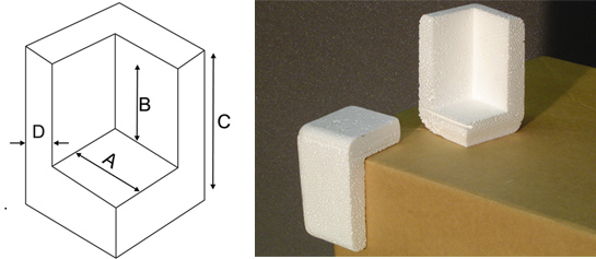 small-moulded-polystyrene-corner-diagram