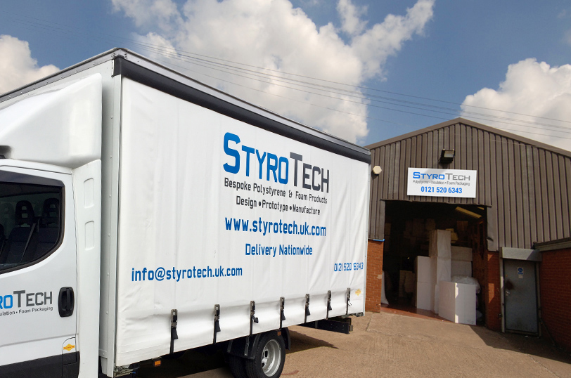 Styrotech Polystyrene Suppliers