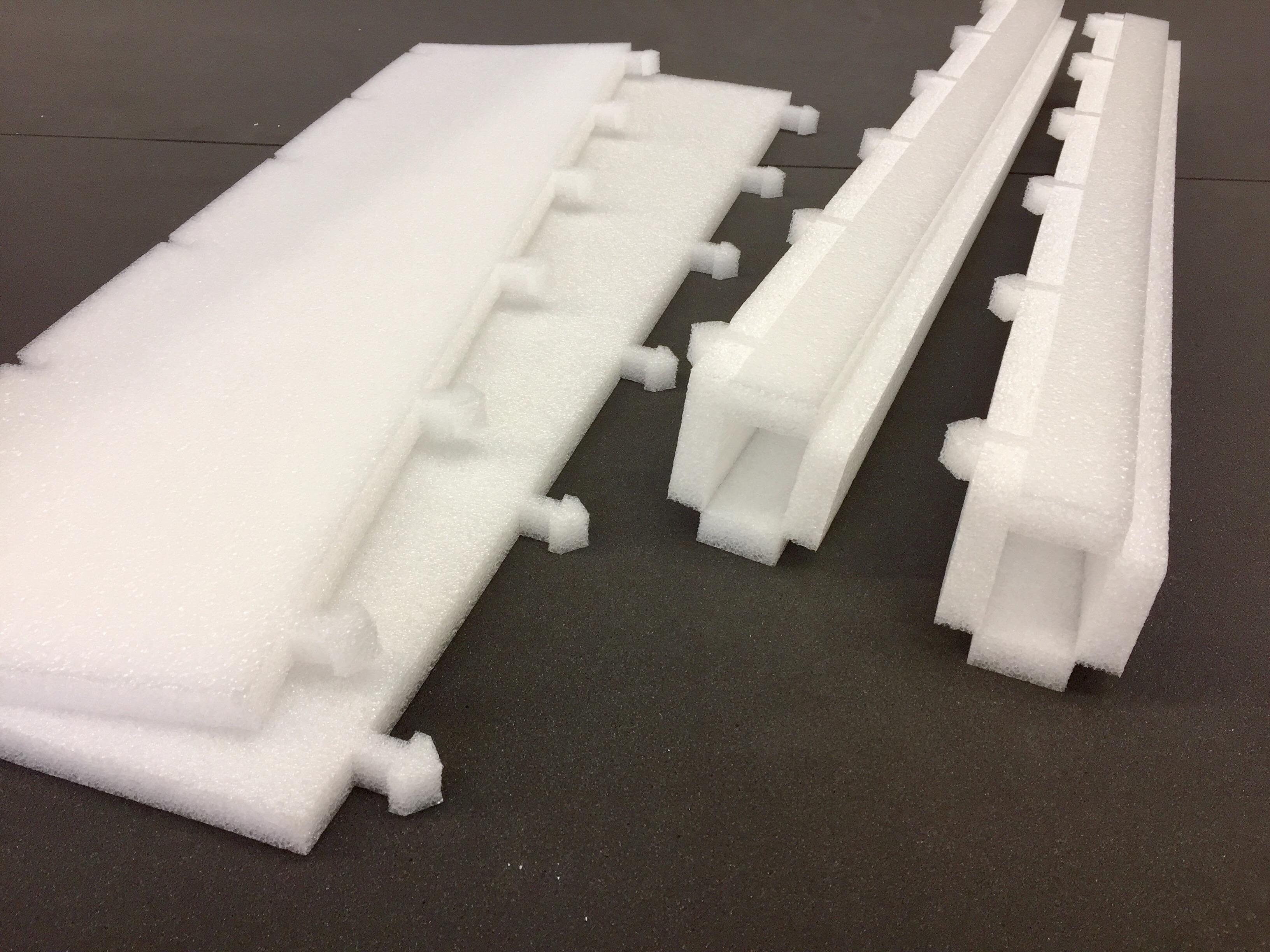 Foam Tubes
